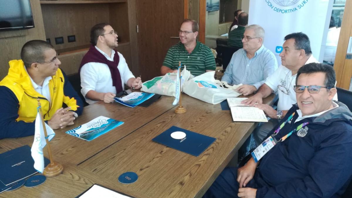 Santa Marta es convocada oficialmente a presentar su candidatura a los V Juegos de Mar y Playa 2023