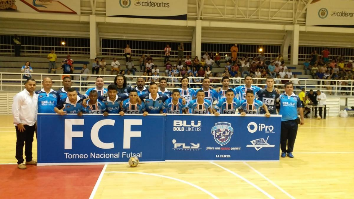 Coliseo Menor de Buen Vivir recibe fútbol sala profesional este domingo