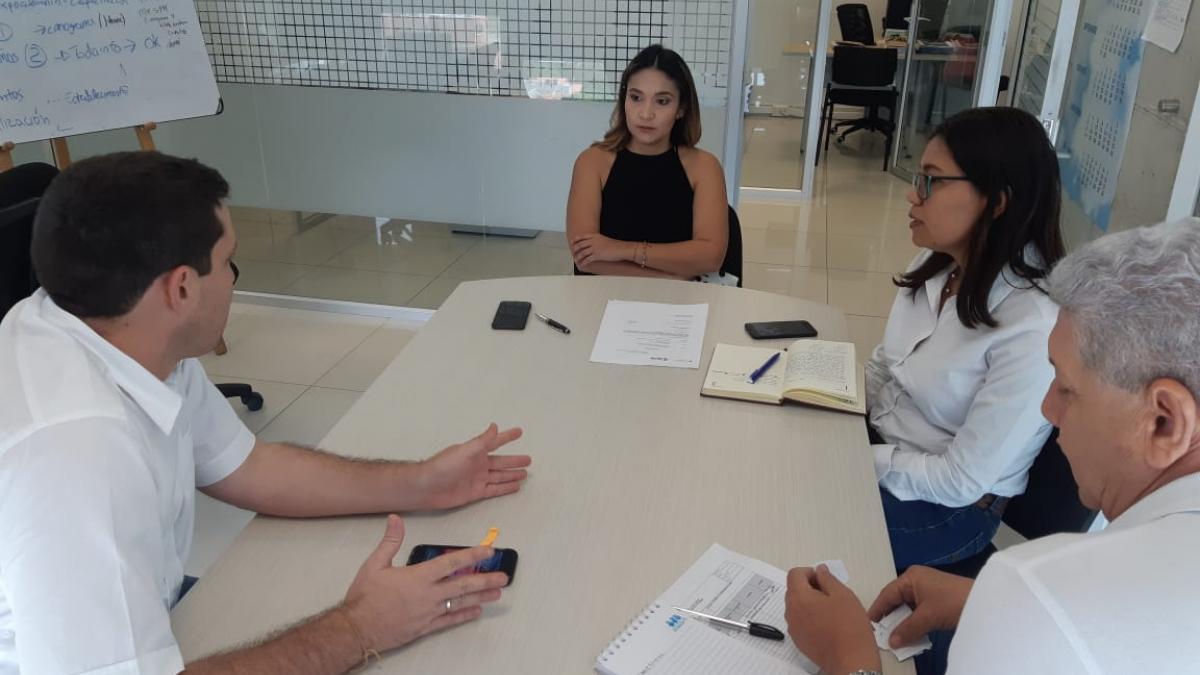 Santa Marta hará parte de la construcción de la Red de  Formalización Empresarial