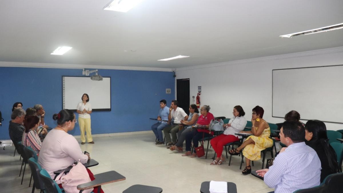 Secretaría de Educación y Mineducación realizan mesas de trabajo para fortalecer capacidad de gestión