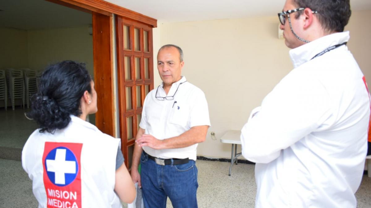 Santa Marta fortalece protocolos para contener propagación del Covid-19