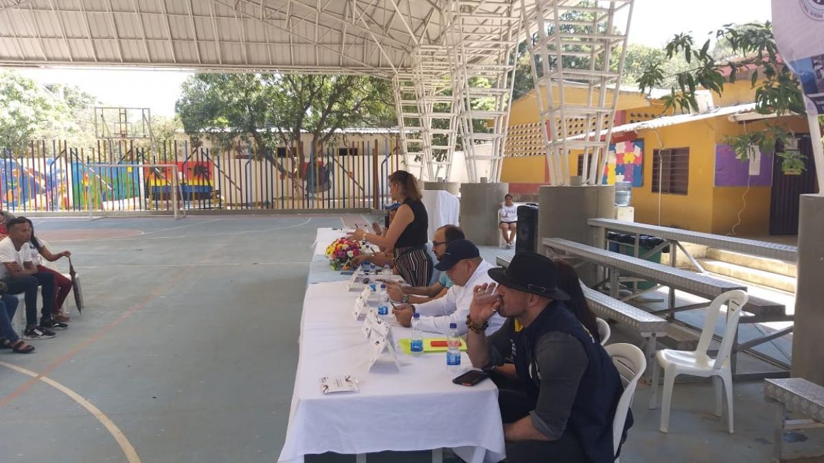 Distrito diseña estrategias contra delitos de impacto social en Santa Marta