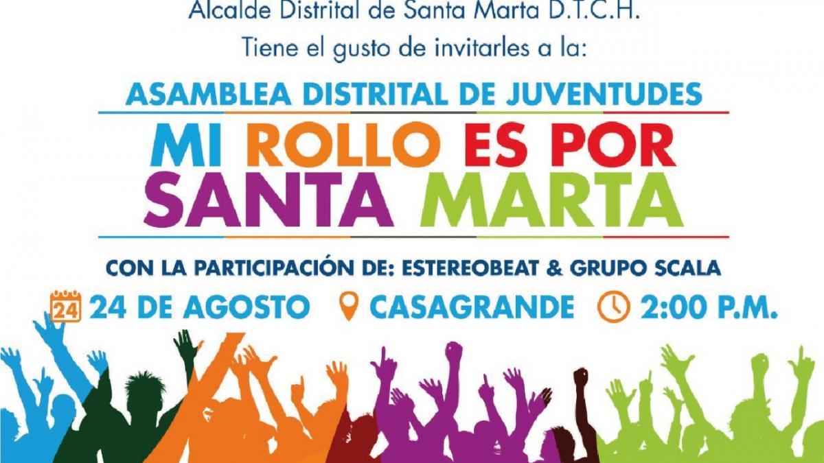 Distrito celebrará la Semana de la Juventud
