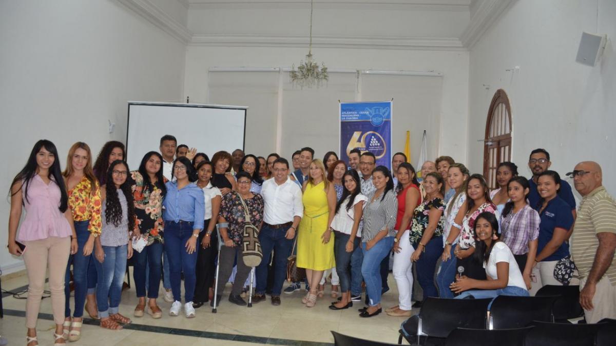 Periodistas participan del seminario 'Periodismo y Gestión Pública'