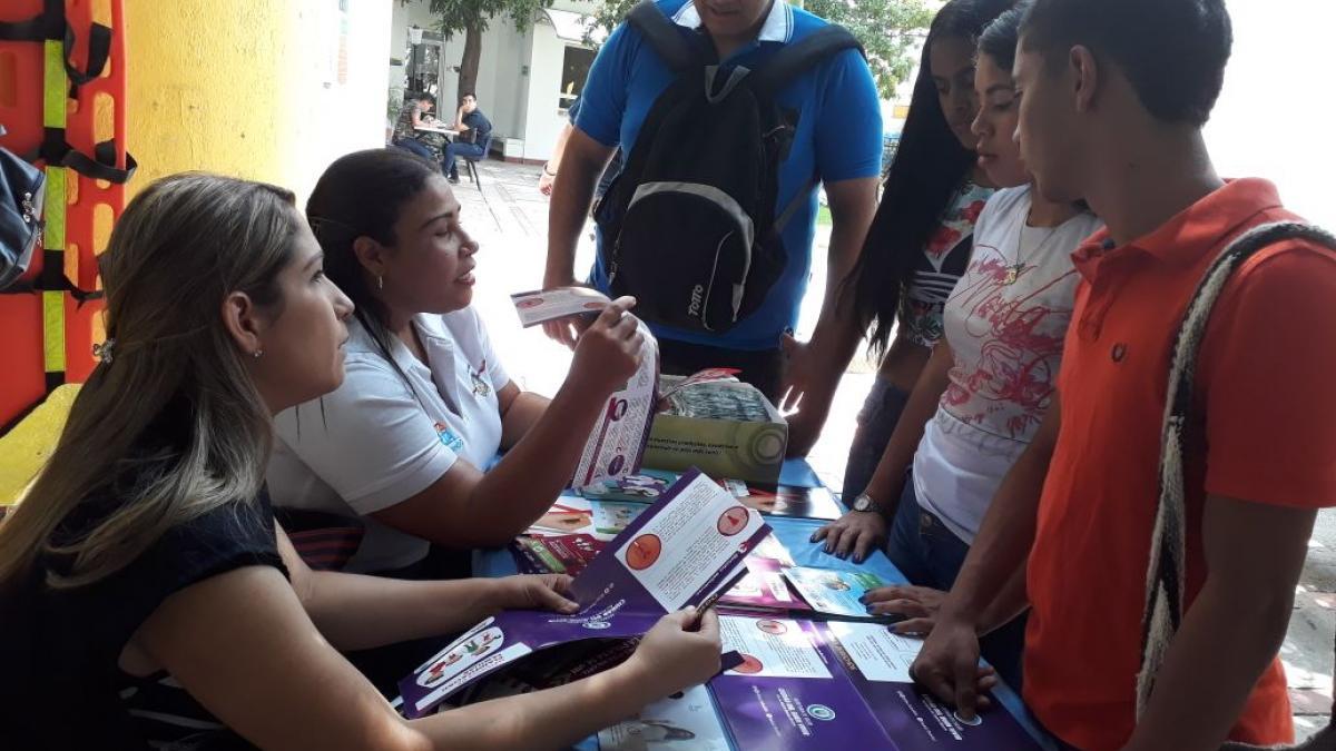 Distrito socializó lineamientos de la Semana Andina