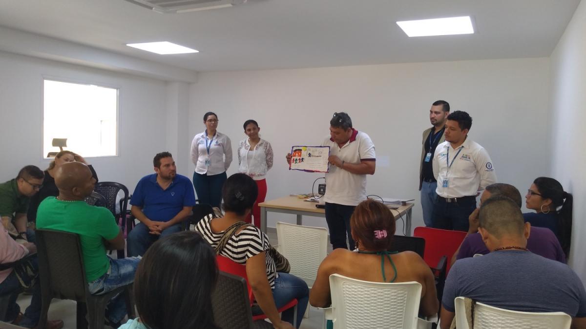 En el marco de Incuba Santa Marta Distrito inicia programa de formación con 659 comerciantes inscritos
