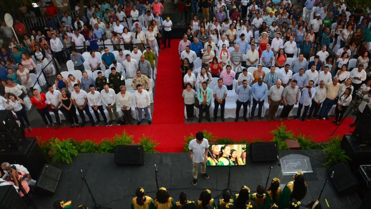 Parlamentarios definen ruta a seguir para ejecución de Plan 'Santa Marta 500 años'