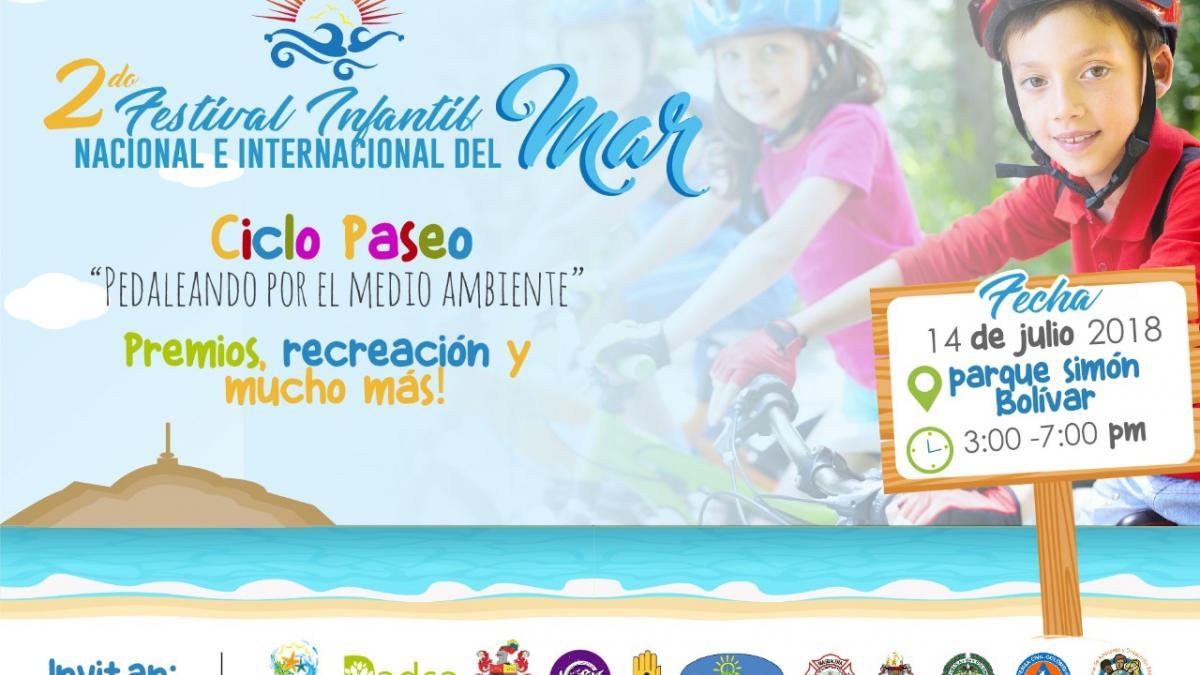 Dadsa alista ciclovía en el marco del ll Festival Internacional del Mar