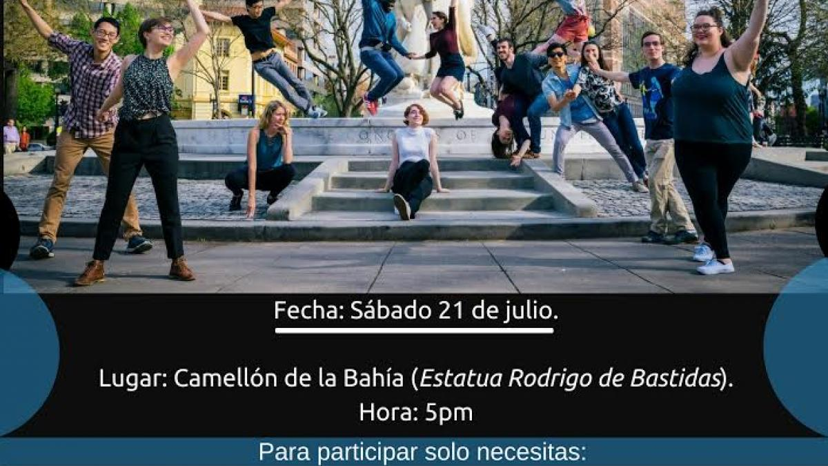 Distrito se suma al World Dance Day