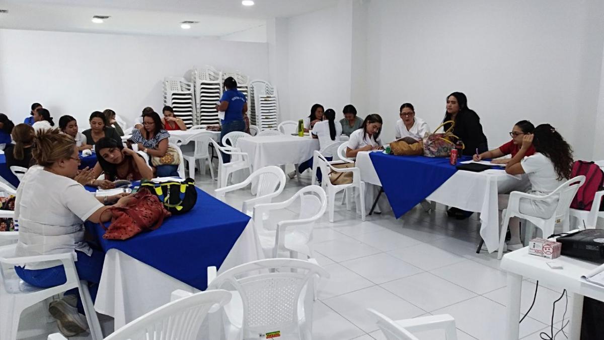 Distrito continúa talleres de vigilancia epidemiológica para inmunoprevenibles