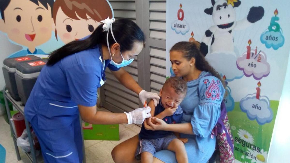 Distrito lanza la VII Jornada de Vacunación Distrital