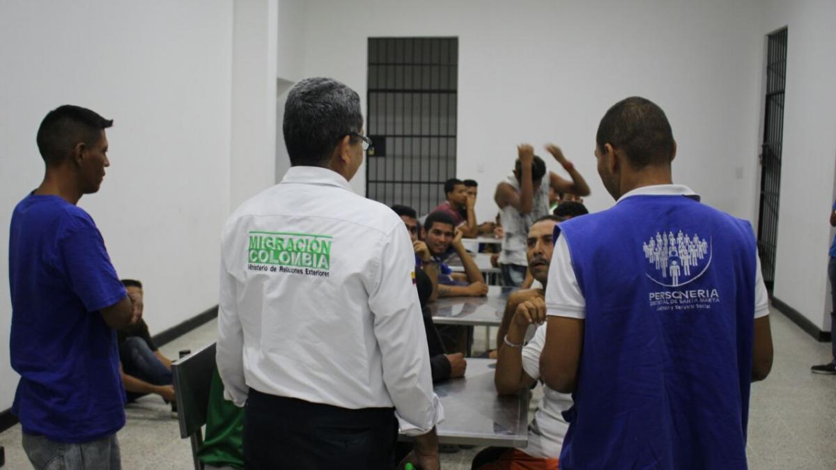 La Alcaldía intensifica control a venezolanos