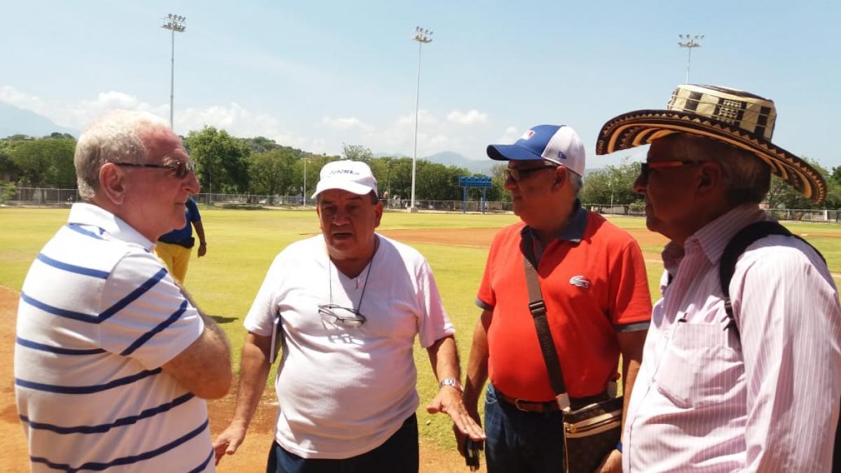 """Comisión Internacional de Béisbol llega a """"La Esperanza"""""""