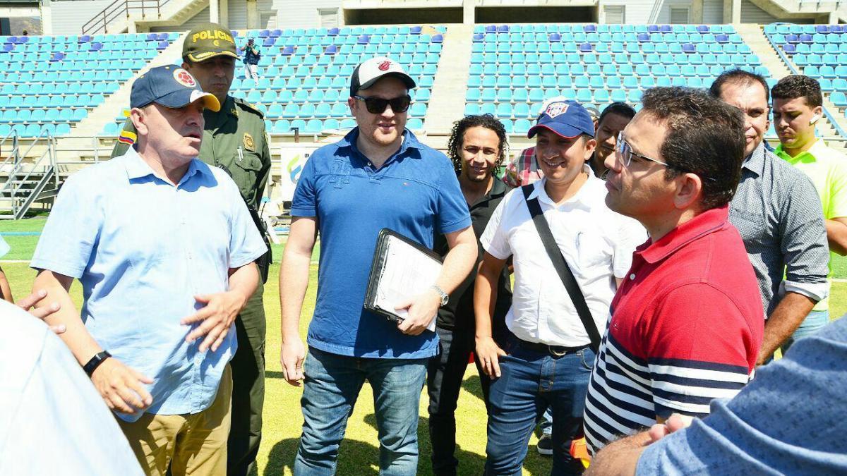 """""""El Sierra Nevada es un estadio que cumple con los estandáres nacionales e internacionales"""", técnico de Dimayor"""