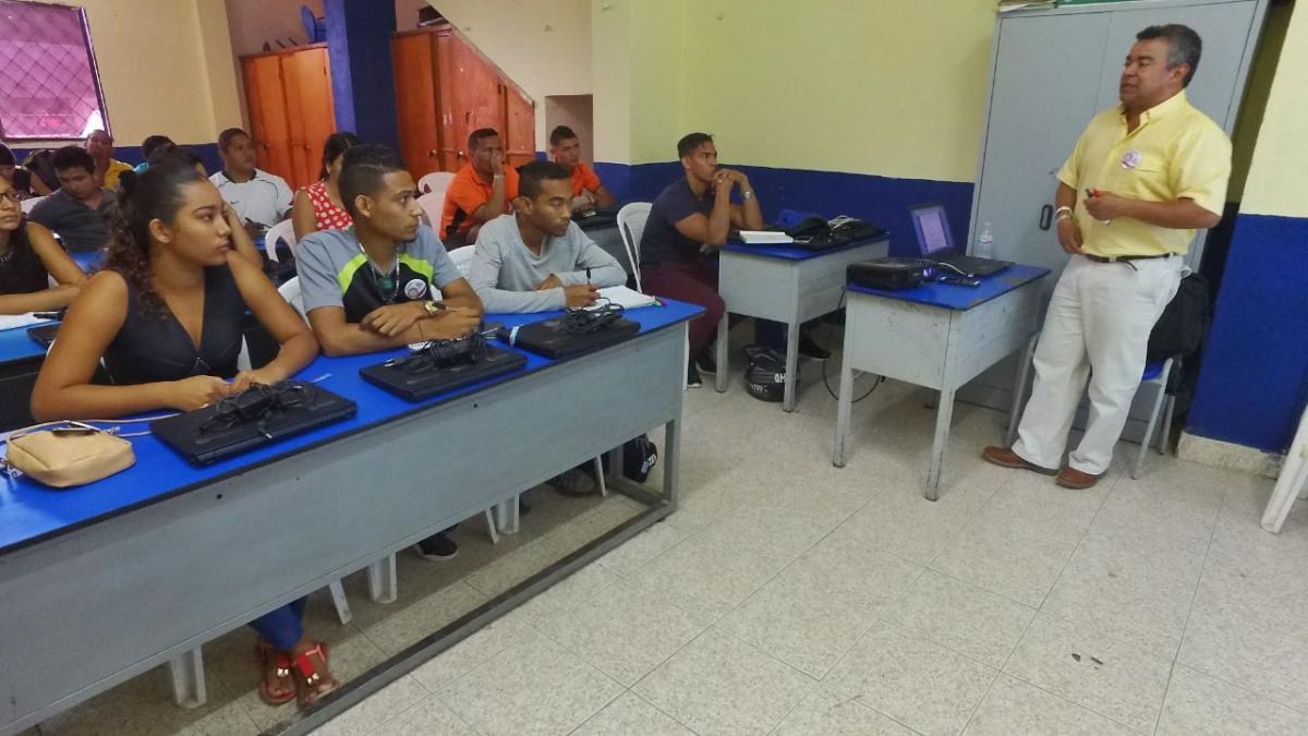Samarios serán jueces en competencias de Juegos Bolivarianos