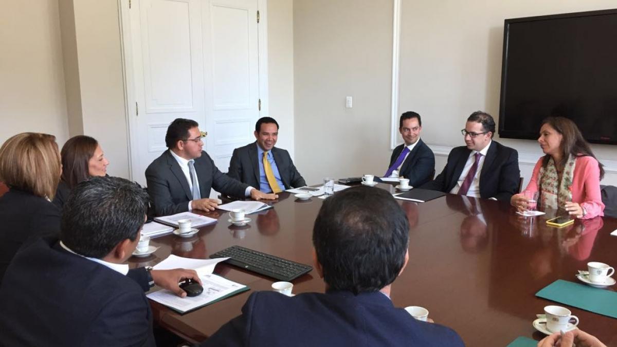 Alcalde Martínez logra realización de mesa técnica para agilizar viabilidad técnica de la APP