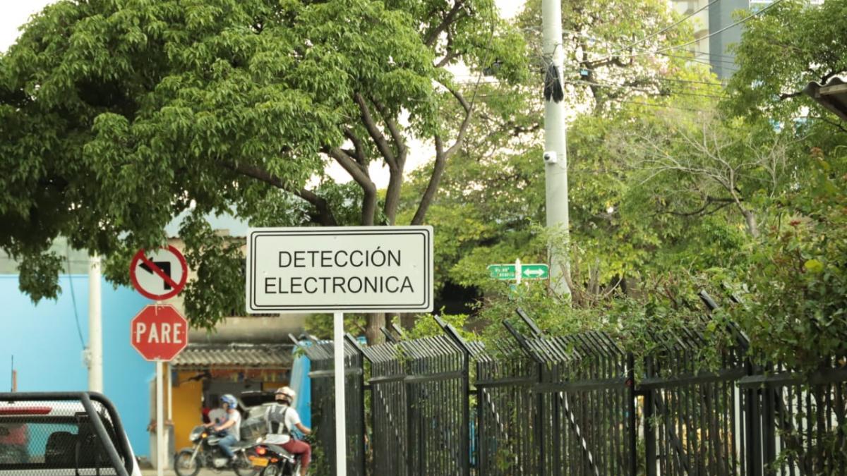 Alcaldía del Cambio aclara situación sobre cámaras de detección electrónica en el Distrito