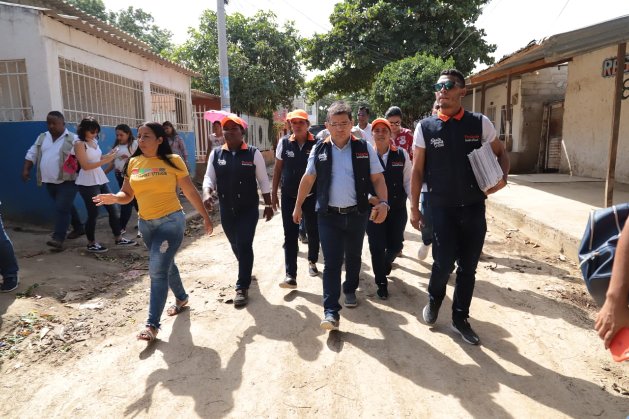 Alcaldía del Cambio inicia nuevo proceso de titulación gratuita de predios en 14 barrios del Distrito